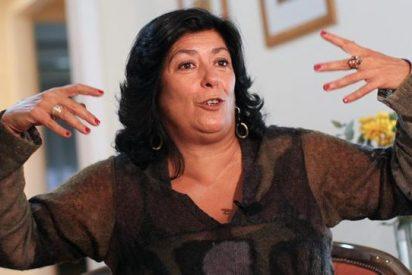 """Almudena Grandes: """"Resulta notable a degradación intelectual y moral a la que están llegando los detractores de Pablo Iglesias"""""""