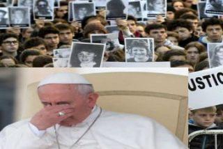 """El Papa Francisco: """"Buenos Aires necesita llorar, todavía no ha llorado lo suficiente"""""""
