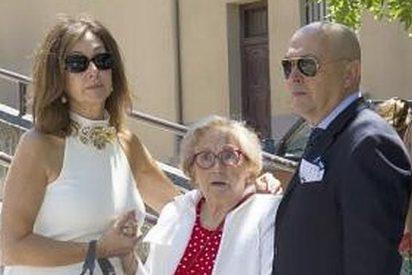 """Fallece la madre de la presentadora Ana Rosa Quintana: """"La llevamos en el corazón"""""""