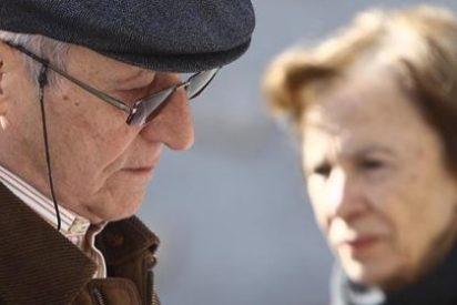 La pensión media de jubilación supera por primera vez los 1.000 euros