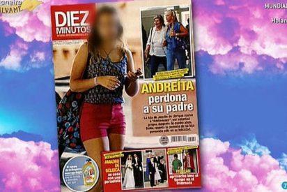 Arranca la pesadilla para Belén Esteban: ¡Su hija protagoniza su primera portada!