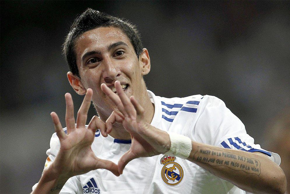 Mourinho descarta el fichaje de Di María pero podría sacarlo del club blanco