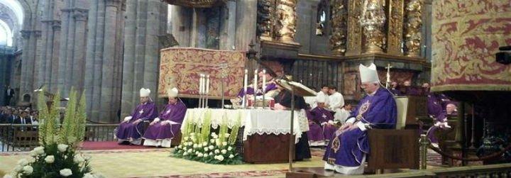 """Monseñor Barrio colocó la esperanza """"en medio de las lágrimas"""""""