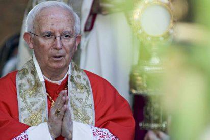 """El cardenal Cañizares alerta contra algunos """"abusos"""" en el rito eucarístico de la paz"""