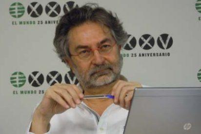 """Antonio Rubio: """"¿El director de El País dice que El Mundo hace pseudoinvestigaciones? A palabras necias, oídos sordos"""""""