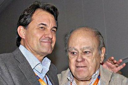 La familia Pujol ingresó 3,4 millones en un mes en un banco de Andorra