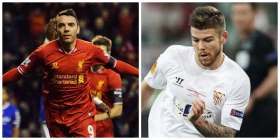 El Liverpool incluye a Aspas en el fichaje de Alberto Moreno