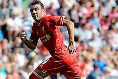 Aspas presionará para abandonar el Liverpool y fichar por el Sevilla