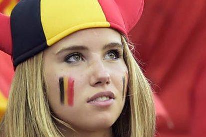 Ir a un partido del Mundial, ser Tending Topic, firmar un super contrato y ser despedida en 10 días
