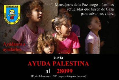 Ayuda urgente a Gaza