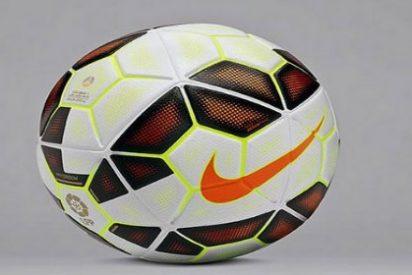 Así es el nuevo balón de la Liga BBVA