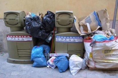 ¡Terrible!: El bebé encontrado en la basura en Gijón fue asesinado a puñaladas nada más nacer