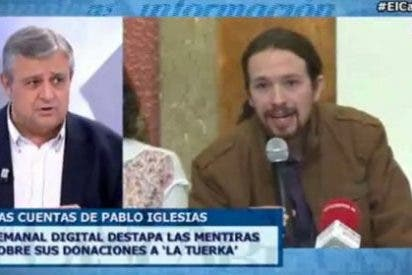 "'El Cascabel' le da una vuelta de 'Tuerka' a Pablo Iglesias: ""Él, que va de regenerador, ha mentido"""