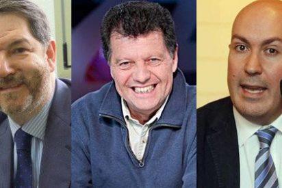 Alfonso Rojo, Bieito Rubido y Nacho Cardero, tres directores de periódicos en el curso 'Prensa y poder'