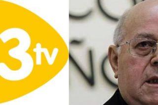 """Los obispos se plantan ante 13TV: """"Cambia ya o echamos el cierre"""""""