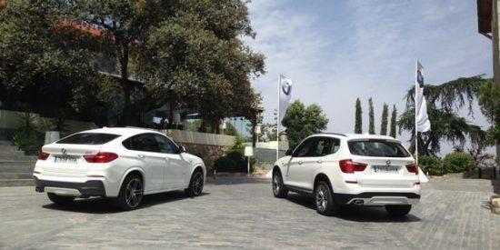 BMW X4, equilibrio atlético