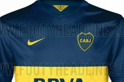 Así vestirá el Boca Juniors la próxima temporada