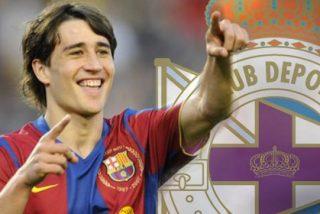 Mandará un mensaje a Bojan para convencerle de fichar por el Deportivo