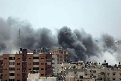 Bombardean la parroquia católica de Gaza