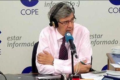 EGM: Sáenz de Buruaga deja la COPE con casi los mismos oyentes que Nacho Villa