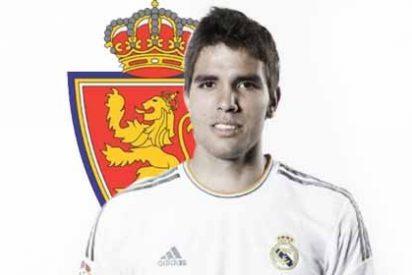 El Zaragoza puede llevarse al futbolista del Real Madrid