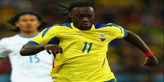 El Espanyol cerca de fichar a Caicedo