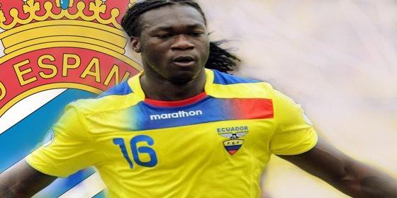El Espanyol ficha a Felipe Caicedo