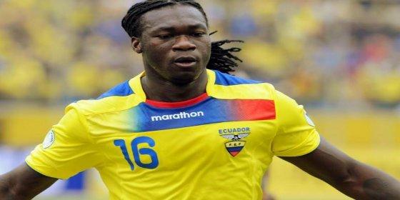 Caicedo se pone a tiro del Espanyol