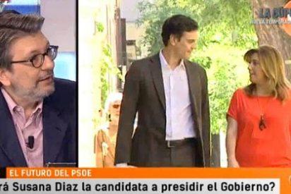 Ignacio Camacho augura un cisma de aúpa en el PSOE entre Pedro Sánchez y Susana Díaz