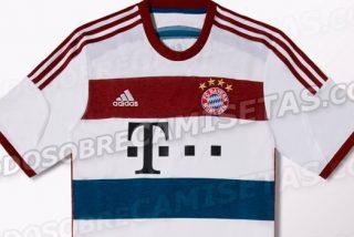 La sorprendente tercera equipación del Bayern de Guardiola