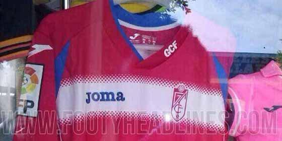 Así vestirá el Granada la próxima temporada