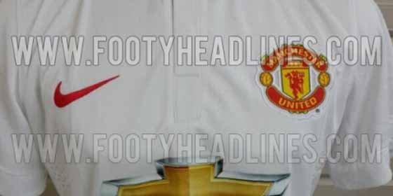 Así será la segunda equipación del United