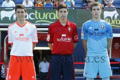 Las sorprendentes nuevas equipaciones de Osasuna para la próxima temporada