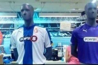 Así son las nuevas camisetas del Espanyol