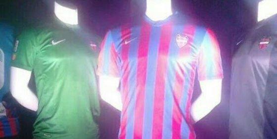 Así vestirá el Levante la próxima temporada