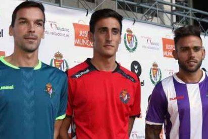 Así vestirá el Valladolid la próxima temporada