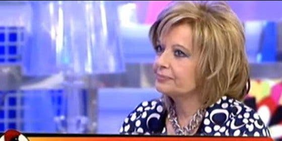 """¿Por qué es tan 'borde' María Teresa Campos al hablar del regreso de Rociíto? """"Yo no he venido aquí opinar sobre eso"""""""