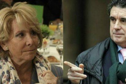 El PP lamenta con la boca pequeña lo de Jaume Matas...aunque Aguirre le crucifica