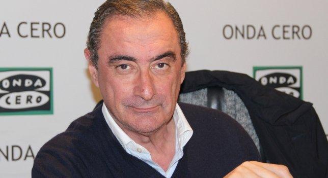 """Carlos Herrera: """"A día de hoy, una discusión racional [con Artur Mas] es imposible"""""""