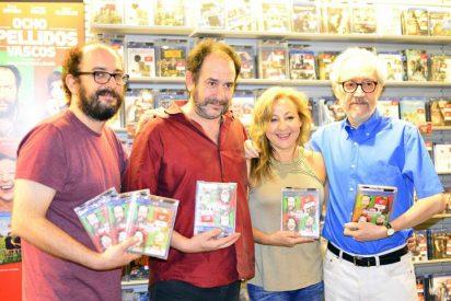 """""""Ocho apellidos vascos"""" sale a la luz en DVD y Blu-ray"""