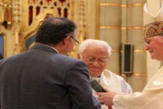 """Obispo de Cartagena: """"El Padre Ángel es un profeta de la caridad, la imagen de la esperanza"""""""