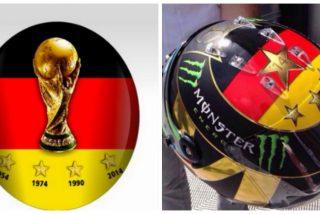 La FIFA prohibe a Rosberg llevar su espectacular casco