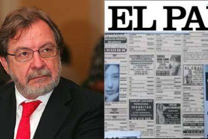 Hipocresía progre: El País clama contra la prostitución, pero bien que la publicita