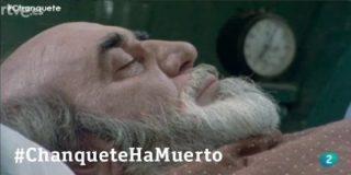 La muerte de Chanquete se convierte en 'trending topic' mundial 33 años después