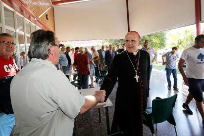 """Osoro: """"Esto es una profecía de lo que tiene que ser cualquier comunidad cristiana"""""""
