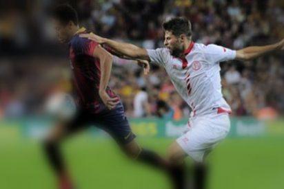 Dice no al Marsella y firma con el Sevilla hasta 2018