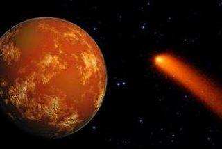 El misterioso cometa que rozará Marte mantiene en vilo a los expertos de la NASA