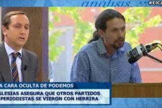 """Cuesta deja al descubierto el talón de Aquiles de Pablo Iglesias: """"Ahora es casta y se anda con cuidado"""""""