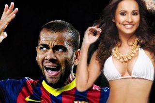 La modelo rompe con el jugador del Barcelona y le devuelve a sus hijos
