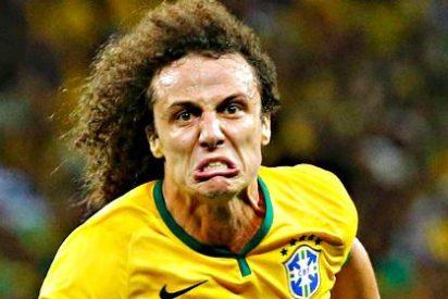 Brasil se impone 2-1 a Colombia en un derroche de 'furia' y clase